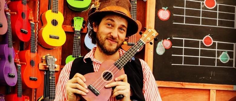 Woody's World Ukulele Kids Show