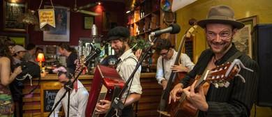 Julie Kavanagh: Irish Bizarre & Chalouche: French Gypsy Folk