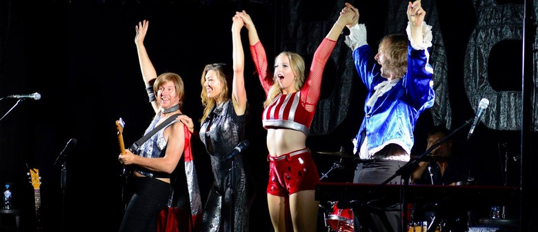 BABBA – The Ultimate ABBA Tribute Show