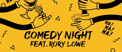 Comedy Night Feat. Rory Lowe