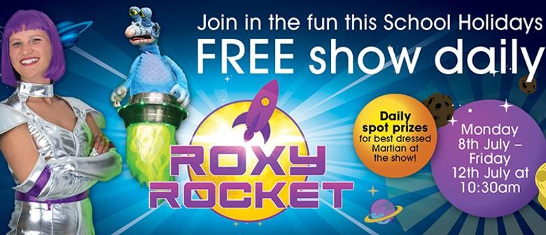 Roxy Rocket Comedy Magic Show