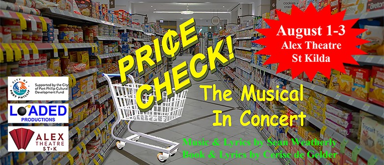 Price Check! The Musical – In Concert