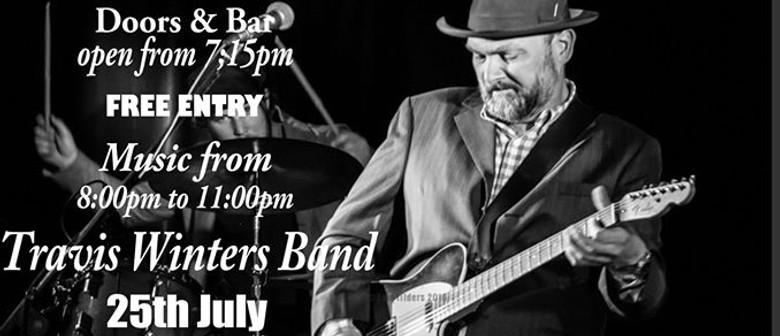 Travis Winters Band: Thursday Jam Night