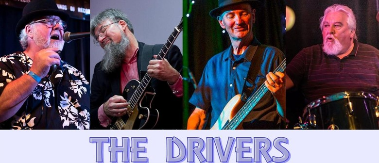 The Drivers – CBS July Blues Jam