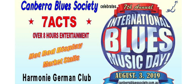 CBS – International Blues Music Day Celebration