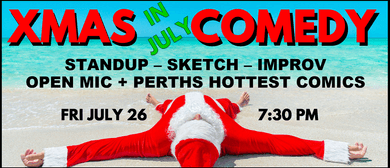 Xmas In July Comedy