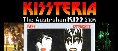 Dyansty 40th Anniversary – Kissteria