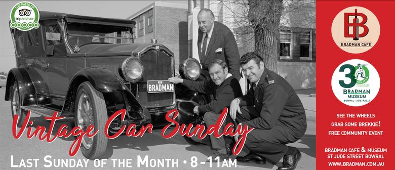 Vintage Car Sunday