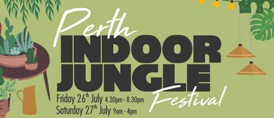 Perth Indoor Jungle Festival