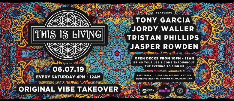 This Is Living #25 – Original Vibe Takeover