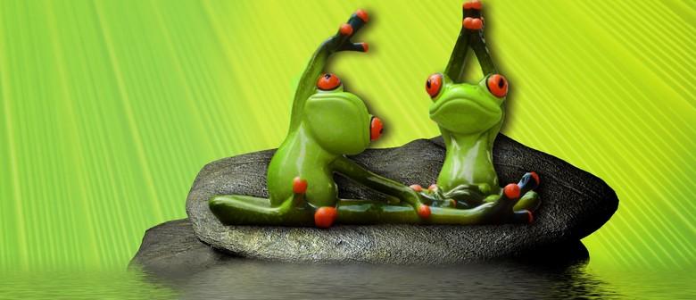 Vin Yin – A Vinyasa Flow and Yin Yoga Course w/ Annie McGhee