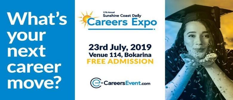 17th Sunshine Coast Daily Careers Expo