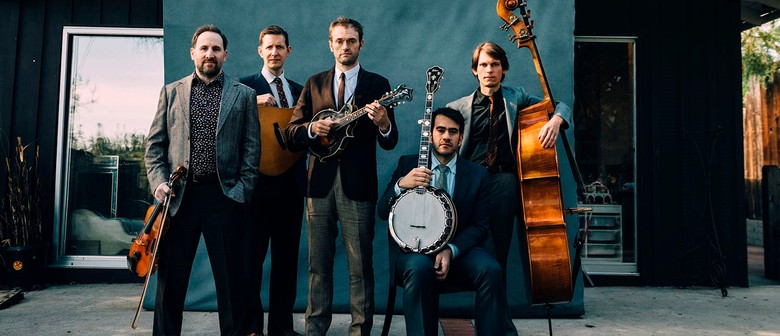 An Evening With Punch Brothers – Adelaide Guitar Festival