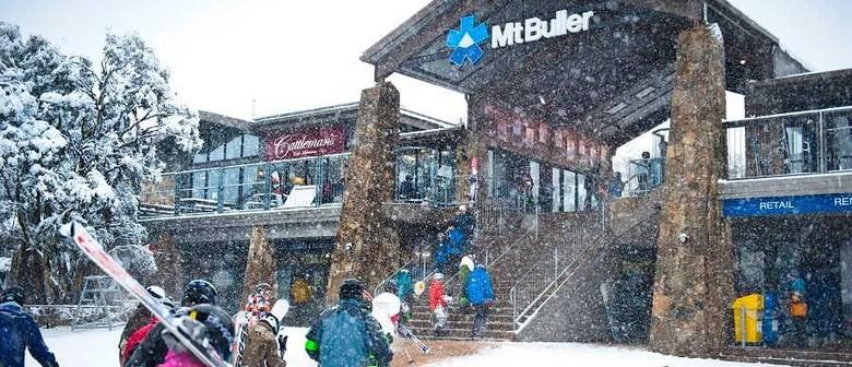 Mt Buller Rail & Road Snow Tour