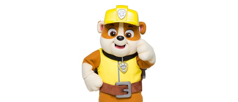 Rubble from PAW Patrol – Meet and Greet
