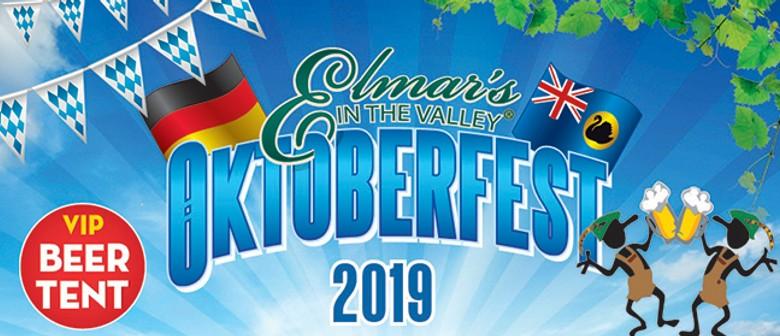 Elmar's In the Valley Oktoberfest 2019