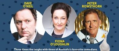 Three's Company – Triple Comedy Bill