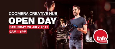 Coomera Creative Hub Open Day