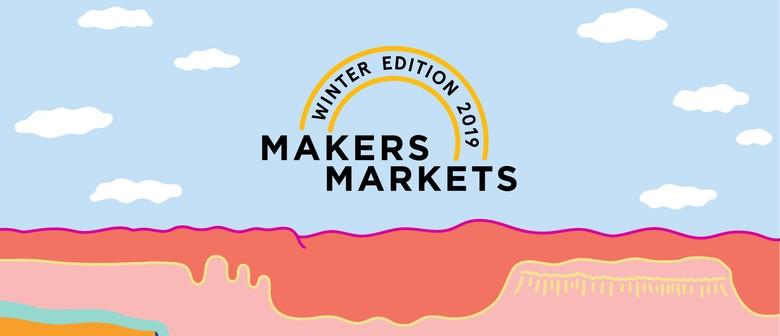 Makers Market – 2019 Winter Edition: POSTPONED