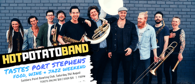Hot Potato Band – Tastes Port Stephens Food, Wine & Jazz