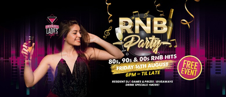 Ladies Night RnB Party
