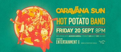 Caravana Sun & Hot Potato Band