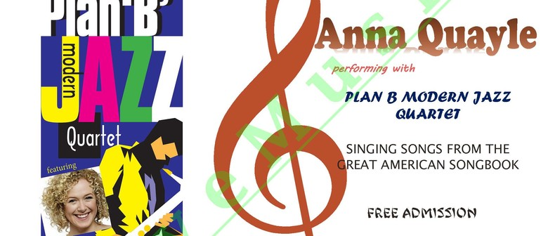 Anna Quayle & the Great American Songbook with PlanB Jazz