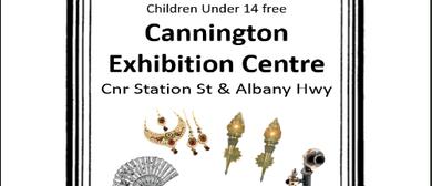 Annual Bottle Club Exhibition/Antique & Collectables Fair