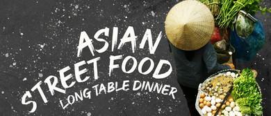 Asian Street Food Long Table Dinner