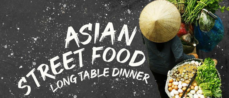 Asian Street Food Long Table Dinner