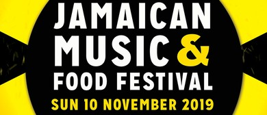 The Jamaican Music and Food Festival 2019