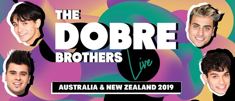 The Dobre Brothers – Live at Last: CANCELLED