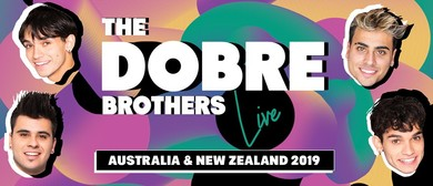 The Dobre Brothers – Live at Last