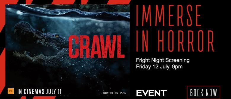Fright Night – Crawl