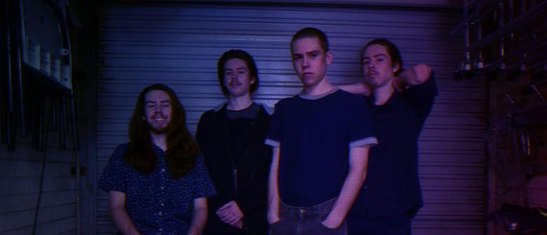 Super User EP Launch – Synthwave/Cyberpunk