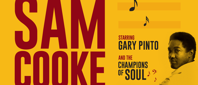 Songs & Times Of Sam Cooke – A Change Is Gonna Come