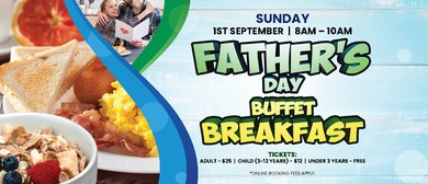 Father's Day Buffet Breakfast