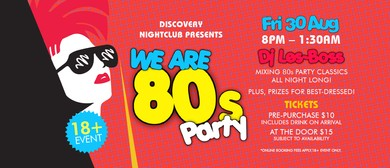 We Are 80s Party