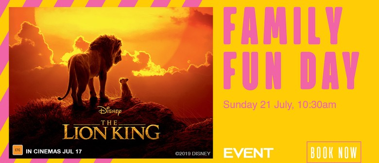 Family Fun Day The Lion King