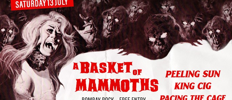 A Basket Of Mammoths, Peeling Sun and More