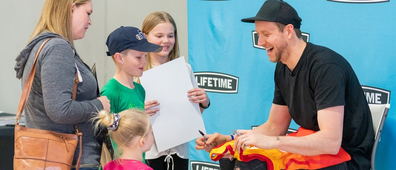 Joe Ingles Meet and Greet