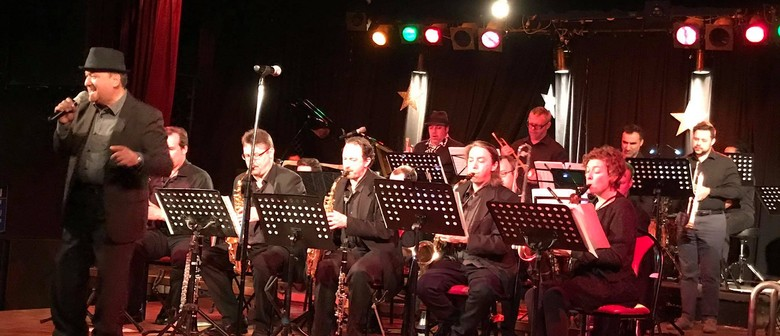 The Regent St Big Band ft. Jimmy Zappia + Sara O'Connor