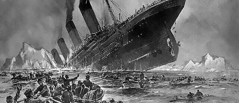 Talk: Michael Booth – RMS Titanic