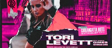 Tori Levett