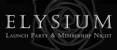 Elysium – 80s/90s Goth