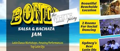 Bondi Salsa & Bachata Jam – White Party Edition