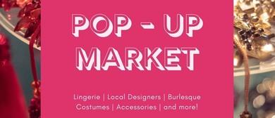 Pop-Up Market Day