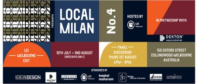 Local Milan No.4 - Panel Discussion