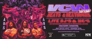 Vulcan Championship Hip-Hop Wrestling Beats & Beatdowns
