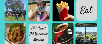Old Coast Rd Brewery Markets